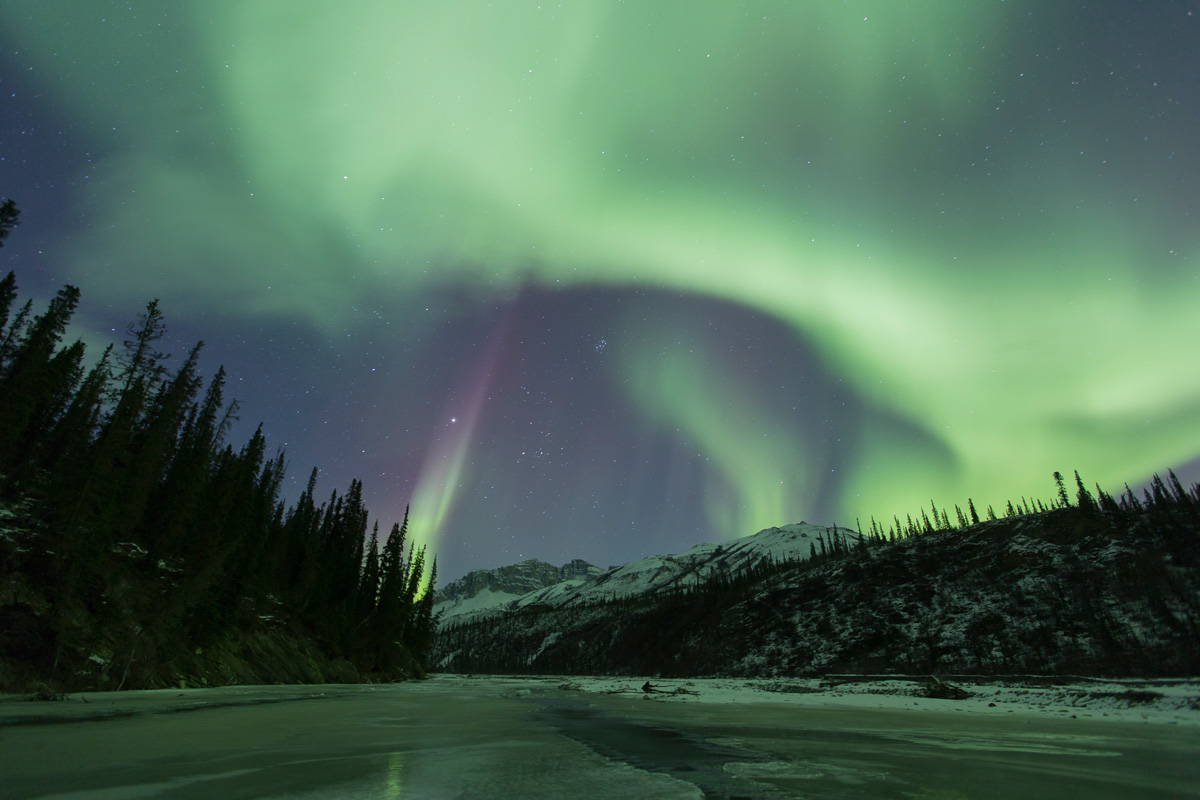 Alaska Arctic Aurora Photo Tour