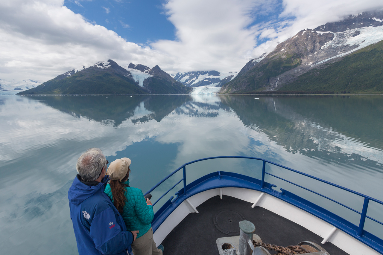 Discovery Boat Alaska